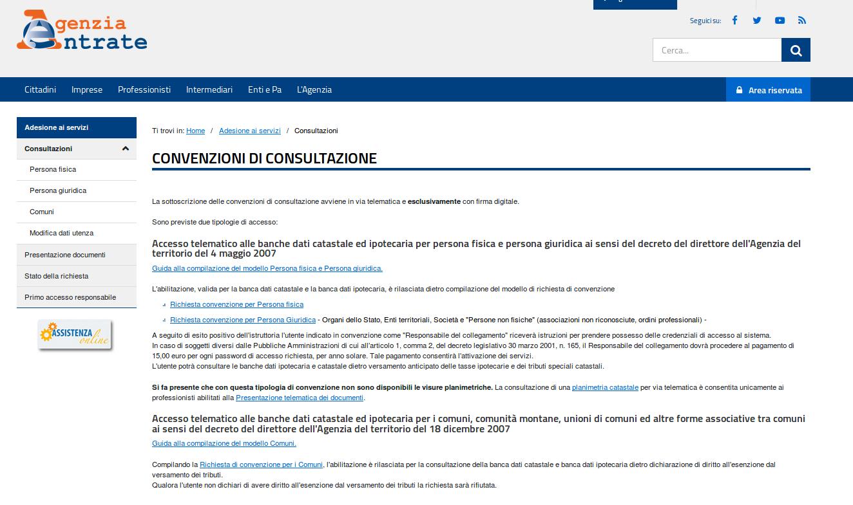 Credenziali accesso sister agenzia entrate spid it forum for Accesso agenzia entrate